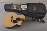 Martin SC-13E Acoustic Electric New Guitar #2381718 - Case