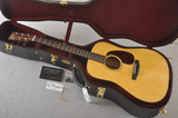 Martin Custom Dreadnought Style 18 GE Adirondack Waverly #2372947 - Case