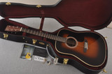 Martin Custom HD Dreadnought 28 Adirondack Sunburst #2372952 - Case