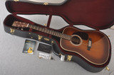 Martin Custom HD Dreadnought 28 Adirondack Ambertone #2372951 - Case