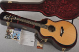 2015 Taylor PS14-ce Cocobolo Rosewood #1102205134 - Case