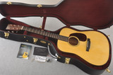 Martin Custom Dreadnought Style 18 GE Adirondack Waverly #2386330 - Case