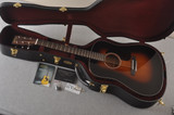 Martin Custom D Sunburst 18 Style GE Adirondack Waverly #2386332 - Case
