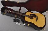 Martin Custom D Style 18 Adirondack Mahogany Dread #2397725 - Case