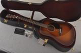 Martin Custom 18 Style Dreadnought Adirondack Ambertone #2397726 - Case