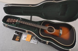 Martin HD-28 Sunburst Standard Dreadnought Acoustic #2421762 - Case