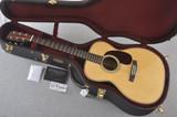 Martin Custom 000 Style 28 Adirondack Guitar #2439246 - Case