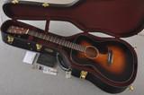 Martin Custom OM Style 18 Adirondack Mahogany Sunburst #2439239 - Case