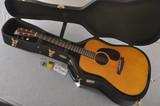 Martin D-18 Aged Authentic 1939 VTS Acoustic Guitar #2444761 - Case
