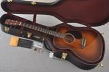 Martin 000 Custom Style 18 Adirondack Ambertone Guitar #2439242 - Case