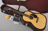 Martin 000 Style 18 GE 12 Fret Adirondack Sinker Mahogany #2457215 - Case
