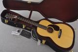 Martin Custom 000 Style 18 12 Fret GE Adirondack #2457213 - Case