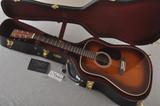 Martin Custom HD Dreadnought 28 Adirondack Ambertone #2441734 - Case