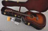 Martin Custom Dread Style 18 GE Adirondack Ambertone #2457206 - Case