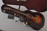 Martin Custom OM Style 18 Adirondack Mahogany Sunburst #2457193 - Case