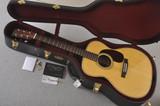 Martin Custom 000 Style 28 Adirondack Guitar #2457200 - Case