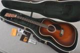 Martin OM-28 Ambertone Orchestra Model Acoustic Guitar #2477425 - Case