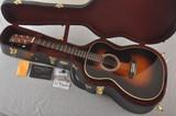 Martin Custom 000 Style 28 Adirondack Sunburst Guitar #2457194 - Case