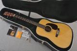 D-28 Standard Dreadnought Acoustic Guitar #2481385 - Case