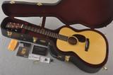 Martin Custom OM Style 18 Adirondack Mahogany #2483236 - Case