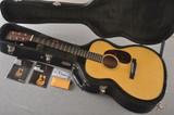 Martin 000-18 Standard Acoustic Guitar #2483246 - Case