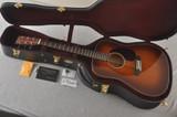 Martin Custom Dread Style 18 GE Adirondack Ambertone #2483244 - Case
