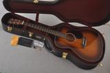 Martin 000 Custom Style 18 Adirondack Ambertone Guitar #2483234 - Case