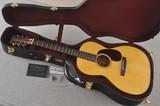 Martin Custom 000 Style 18 12 Fret GE Adirondack #2483251 - Case