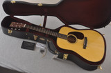 Martin Custom D Style 18 GE Adirondack Sinker Mahogany #2483243 - Case