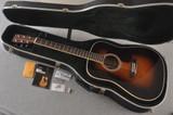 Martin D-35 Sunburst Acoustic Guitar #2481415 - Case