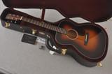 Martin Custom OM Style 18 Adirondack Mahogany Sunburst #2483231 - Case