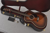 Martin Custom OM Style 28 Adirondack Ambertone Guitar #2492889 - Case