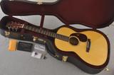 Martin 000 Style 18 GE 12 Fret Adirondack Sinker Mahogany #2483253 - Case