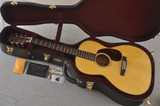 Martin Custom 000 Style 18 12 Fret Adirondack Guitar #2483252 - Case