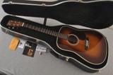 Martin D-28 Ambertone Standard Dreadnaught Guitar #2502617 - Case