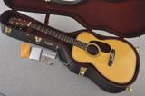 Martin Custom 00 Style 28 Adirondack Guitar #2466656 - Case