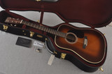 Martin Custom HD Style 28 Marquis Ambertone GE Adirondack #2496140 - Case