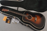 Martin D-28 Sunburst Standard Dreadnought Guitar #2522330 - Case