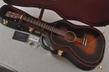 Martin Custom 12 Fret 000 Style 18 Adirondack Sunburst #2521603 - Case