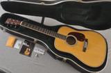 Martin HD-35 Dreadnought Standard Acoustic Guitar #2502670 - Case