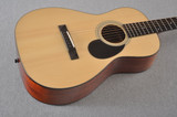 Eastman E10P Parlor Acoustic Guitar Adi Top Hand Scalloped