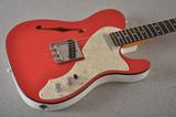 Fender American Telecaster Thinline Ltd Edition - Fiesta Red