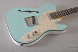Fender American Telecaster Thinline Ltd Edition - Daphne Blue