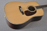Eastman E40D Acoustic Guitar Dreadnought Adi Top Hand Scalloped