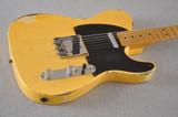 Fender Custom Shop 51 Telecaster Relic Aged Nocaster Blonde