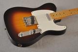 Fender Custom Shop 1957 Telecaster Relic Two Tone Sunburst