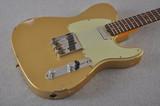 Fender Custom Shop 1961 Telecaster Relic Aztec Gold Texas Special