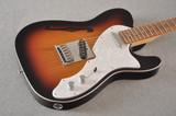 Fender Telecaster® Thinline Deluxe 3TS Vintage Noiseless Pickups
