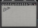 Fender '65 Deluxe Reverb Combo Guitar Amplifier - View 2