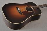 Bourgeois Vintage D Heirloom Dreadnought Acoustic Guitar Sunburst